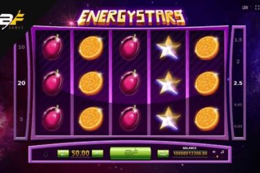 Energy Stars Slot for Free