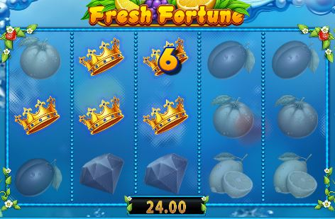 Fresh Fortune Slot Screenshot