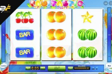 Fruitastic Slots and the Diamonds Bonus