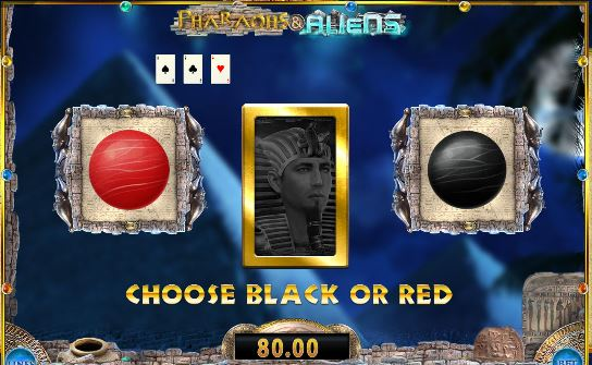 Pharahos and Aliens Gamble Win
