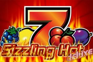 logo of Sizzling Hot Deluxe slot