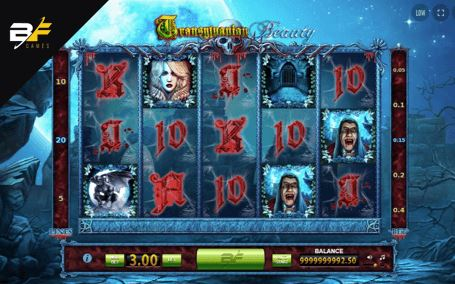Spiele Transylvanian Beauty - Video Slots Online