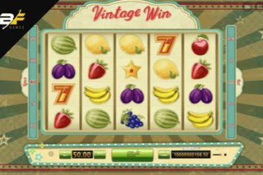 Retro Vintage Win Slot