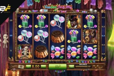 Voodoo Candy Shop Slot
