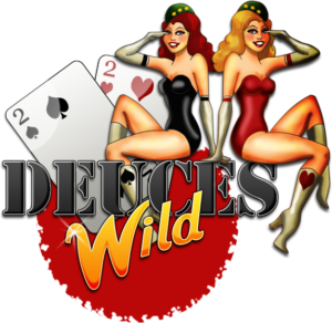 Deuces Wild Game Logo