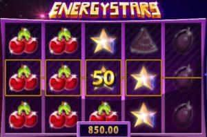Energy Stars Video Slot