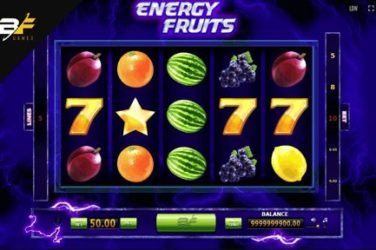 Energy Fruits Slot Game