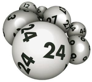 Lotterie Balls