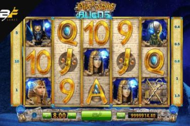 Pharaohs and Aliens Slots