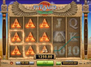Pyramid Treasure Slot game