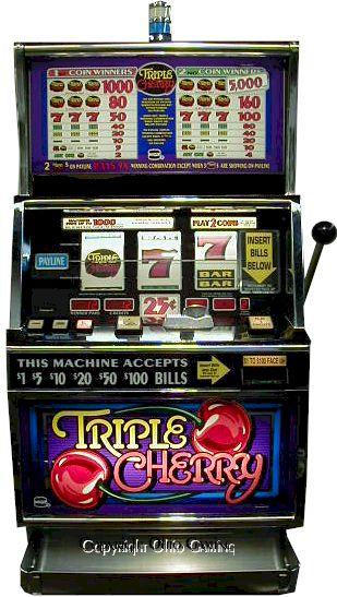 Slot Machine 77777