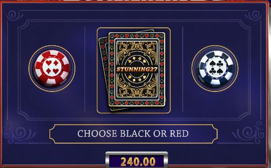 Double your wins on Stunning 27 Slot