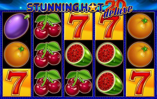 Stunning Hot 20 Deluxe Slot game preview