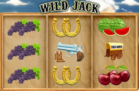 Wild Jack slots game preview
