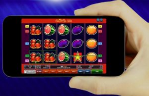 77777 games slot displayed on a mobile device