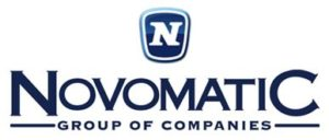 Novomatic games logo